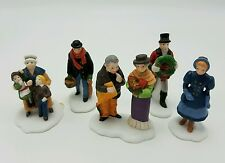 Department 56 Dickens David Copperfield characters 5 pc set New in Box Retired