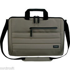 TARGUS TSS63106AU 15.6IN PEWTER SLIPCASE (TAUPE) laptop bag