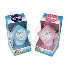Baby Soother - Lullaby Light Cube Portable Musical Night Light Soother and Star