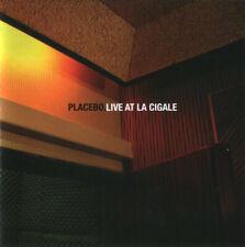 Placebo – Live At La Cigale CD