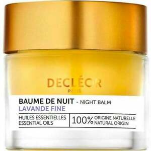 Decleor Lavender Fine Night Balm 15ml Unbox