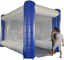 PVC Inflatable Field Hockey Game Ice Hockey Ball for Practice Arena Slap Shot