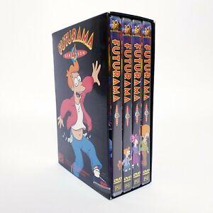 Futurama Season 4 DVD Region 4 AUS TV Series Free Postage - Comedy