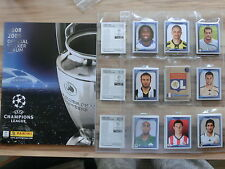 Panini Ligue des Champions 2008/2009 * Ensemble Complet Complete Set * EMPTY ALBUM