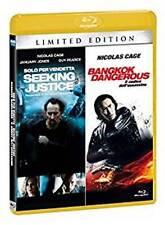 Blu Ray SOLO PER VENDETTA - SEEKING JUSTICE + BANKOK DANGEROUS ...NUOVO