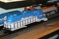 MTH O Scale Premier EMD GP38-2 Diesel Engine#20-2157-1NIB 3 rail W/proto Conrail