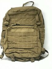 Genuine USMC FILBE ASSAULT PACK Coyote 3 Day Backpack System Very Good Con