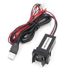 Cargador dual del USB / interfaz de Toyota / Scion de interruptor negro G2K4
