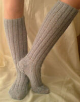 Easy Knit Sock Knitting Pattern/ Instructions to make Highlander By Knitwitz