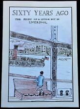 Sixty Years Ago Little Boy in Liverpool UK John Shepherd Childhood Memories Book
