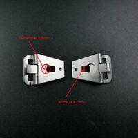 2 Pcs  Strap Clips Lugs Adapter Fits Mamiya RB67 RZ67 medium format Camera New