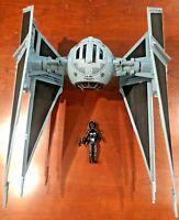 STAR WARS Tie Interceptor Fighter The Vintage Collection TRU Exclusive w pilot