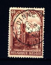 BELGIUM - BELGIO - 1928 - Lotta contro la tubercolosi: Cattedrali