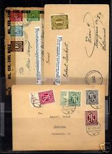 Germany lot of covers