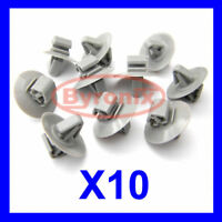 VAUXHALL VIVARO SIDE DOOR MOULDING TRIM CLIPS