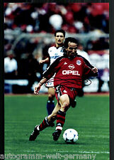 Jens Jeremies Super Großfoto 20x30 cm Bayern München Orig.Sign.+13