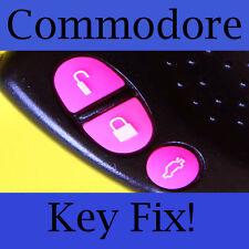 Holden Commodore Key Buttons VS VT VX VY VZ Pink Set