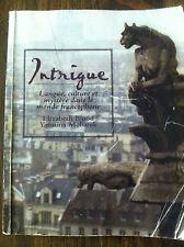 Intrigue : Langue, Culture et Mystre Dans le Monde Francophone (paperback)s#2106