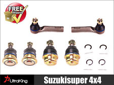 RZJ120 VZJ120 KDJ Toyota Prado 120 Series Ball Joint + Tie Rod End Kit 2003-2008