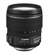 Canon EF-S 15-85 mm F/3.5-5.6 IS USM Objektiv - Wie Neu #312