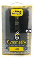 Original Otterbox Symmetry Series Stylish Slim Case Cover For LG G3 Black New