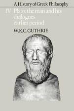 A History of Greek Philosophy Vol. 4 by W. K. C. Guthrie (1986, Paperback)
