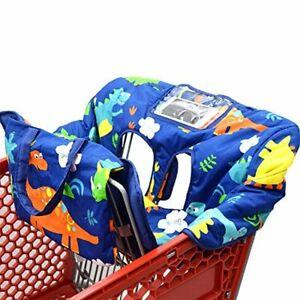 Carrito De Compras Cubierta silla alta supermercado bebe restaurante protege