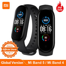 Xiaomi Mi Band 5 4 Smart Fitness Tracker Watch HeartRate Monitor Sport Bluetooth