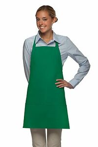 Daystar Aprons 1 Style 200XL three pocket bib apron ~ Made in USA
