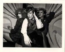 Skids Richard Jobson Transvestite Unseen Photo #1389DEF circa 1979
