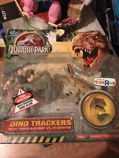 JURASSIC PARK DINO TRACKERS ALAN GRANT& HUNTER DINOSAUR FIGURE Toys R Us