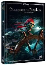 La Maledizione Della Prima Luna - Pirati Dei Caraibi (Repack 2017) - Dvd