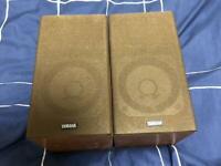【Very good】YAMAHA NS-10MM Mini Matching Pair Studio Monitor Speaker
