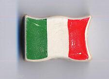 Mulino Bianco Sorpresine - Gommina Bandiera Italia - non completa nuova