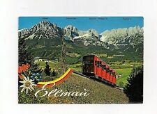 Ansichtskarte,Standseilbahn in Ellmau am Wilden Kaiser