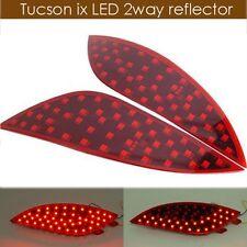 [Kspeed] (Fits: Hyundai Tucson ix35) 1color 2way LED Rear reflector complete