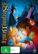 SLEEPING BEAUTY - BRAND NEW & SEALED R4 DVD (DISNEY CLASSIC) 2014 VAULT RELEASE
