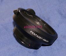 Pentax 67 6X7 mount lens to Nikon AI/F Camera Adapter D60 D80 D90 D300 D700