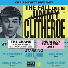 The Fall - Live In Clitheroe 2013 (NEW CD)