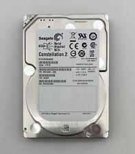 "ST91000640SS SEAGATE 1TB 7.2K SAS 2.5"" 6Gb/s 64MB HDD CONSTELLATION.2"