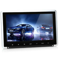 "10.1"" TFT LCD Car Touch Button Headrest Monitor DVD USB SD Player HD 1024*600"