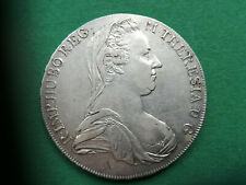 Maria Theresia Taler 1780 PS-IK Prag