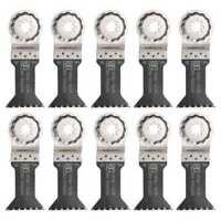 FEIN 63502152290 Saw Blades,Bi-Metal,1-3/4 in. Size,PK10