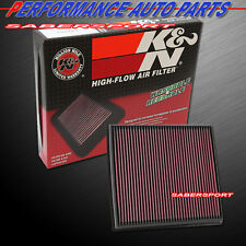 """IN STOCK"" K&N 33-2428 HI-FLOW PANEL AIR INTAKE FILTER BMW 535I X6 X5 3.0 TURBO"