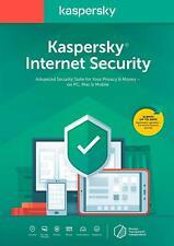 Kaspersky Internet Security 1 USER DEVICE