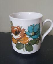 Vintage Myott England Retro 70's Ceramic Coffee Can/Cup/Mug