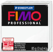 Fimo Professional Polymer Modelling Oven Bake Clay 85g - Buy 5 Get 1 Free