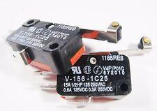2 x interruptor endschalter sonda con papel 1xum 250v 15a langer palanca #9s69#