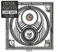 CRYSTAL FIGHTERS / CAVE RAVE * NEW DIGIPACK CD 2013 * NEU *