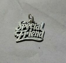 James Avery Special Friend Charm